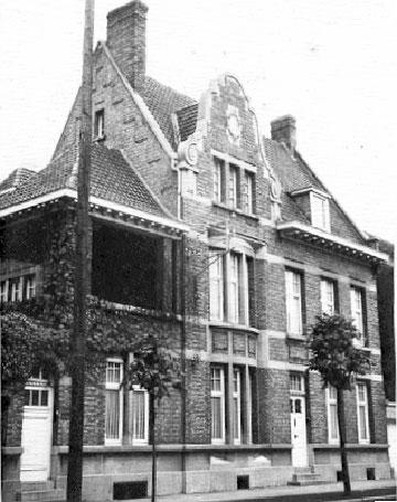 Huis Louis Ronse